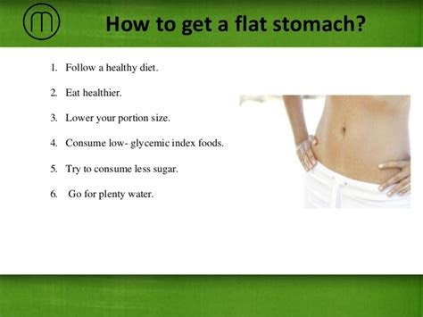 flat stomach  exercise