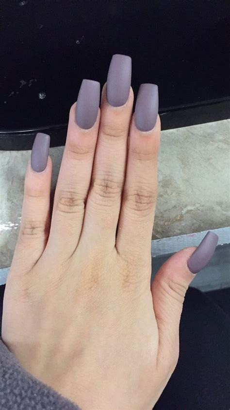 Matte nail polish 2016   Nail Art Styling