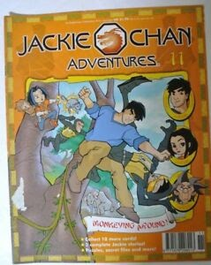 Jackie Chan Adventures Comic Book