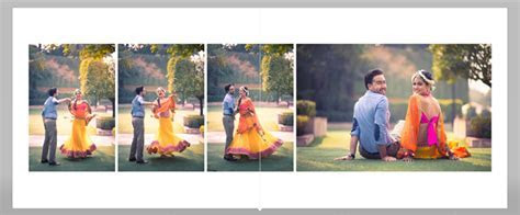 How to design a wedding album in five easy steps   Arjun