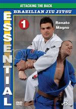Essential Jiu-Jitsu 1: Attacking the Back DVD by Renato Magno
