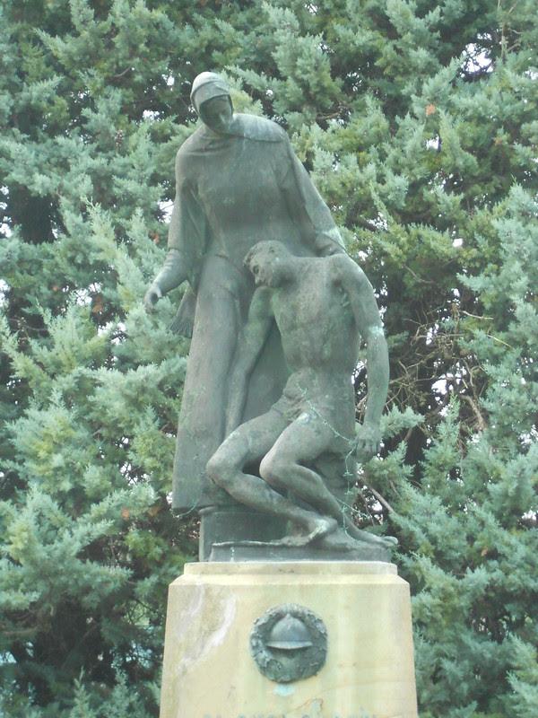monumento ai caduti, Arquà Polesine