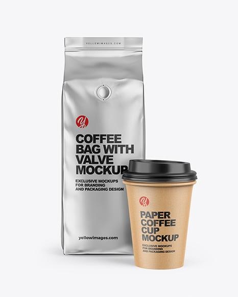 Download Coffee Shop Uniform Mockup Yellowimages