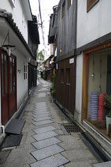 Very narrow lane Kyoto