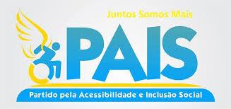 Resultado de imagem para O PAIS – Partido pela Acessibilidade e Inclusão Social