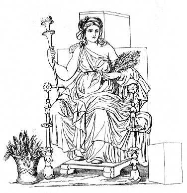 essays on the hymn to demeter The lengthy homeric hymn to demeter (2) provides the most important and complete information about demeter [de-mee'ter] (ceres) and persephone [per-sef'o-nee] (proserpina), daughter of zeus.