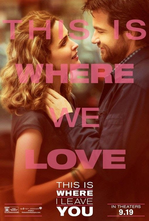 Resultado de imagem para This is where I leave You posters