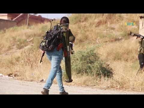 Βίντεο του YPG που δείχνει τους Κούρδους να αμύνονται του Τουρκικού Στρατού στην Tewila