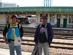 Cardiff Train Station, Cardiff, Wales