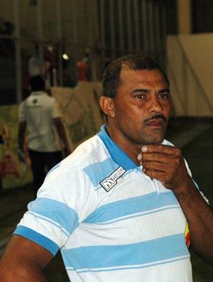 Donilton Coringa, Técnico Cruzeiro-pb, Campeonato Paraibano (Foto: Richardson Gray / Globoesporte.com/pb)