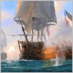 """VIDA EN EL """"ESPÍRITU""""// Aguas de Trafalgar a veintiún días del mes de octubre 1805: en la sentina del HMS Victory yace en trance de muerte el almirante Horacio Nelson orgullo de Inglaterra. Herido en la columna por mosquete resiste en su agonía hasta la hora de recibir noticia de victoria sobre flota enemiga franco-hispana; ya se puede morir mas intranquilo dice al capitán Hardy con voz ronca: """"al agua no…—>http://albertotroconiz.blogspot.com.es/2012/10/batalla-de-trafalgar-horatio-nelson.html"""