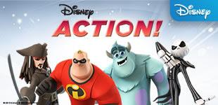Imagen de logotipo: Disney Infinity: Action!