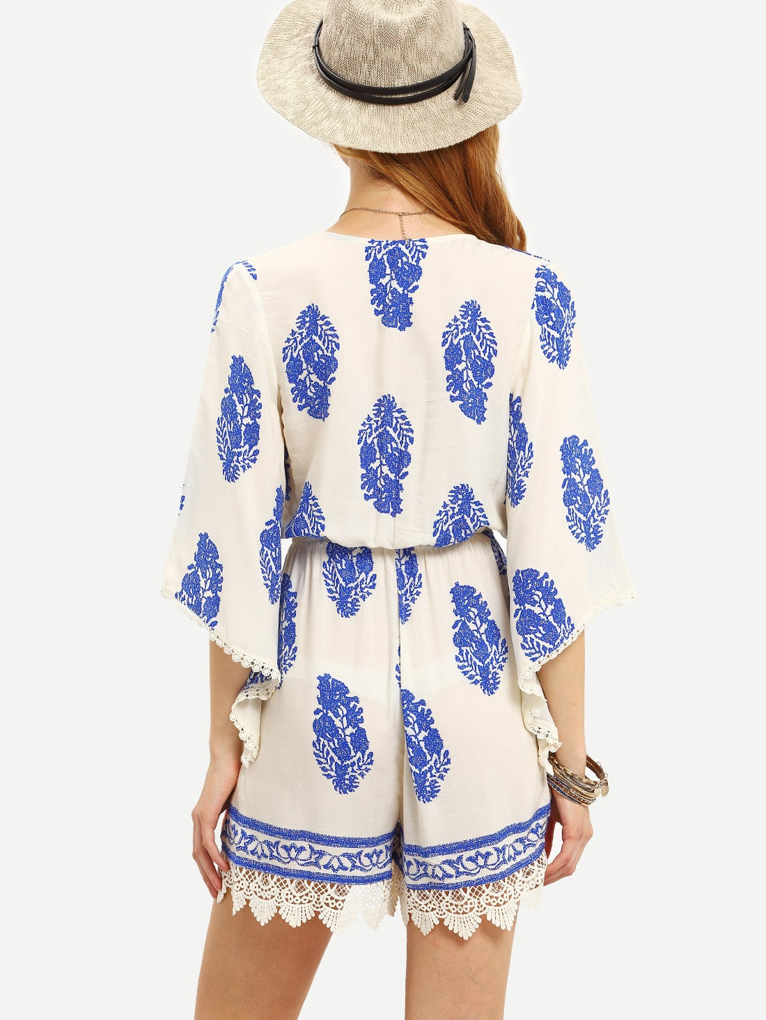 Websites Asymmetric Hem Color Block Floral Printed Casual Dresses houston petite sizes