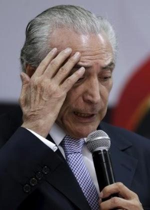 Vice-presidente Michel Temer em Brasília (DF)