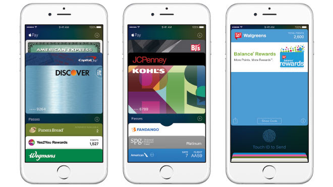 Apple Wallet brings support for merchant rewards and store-issued cards
