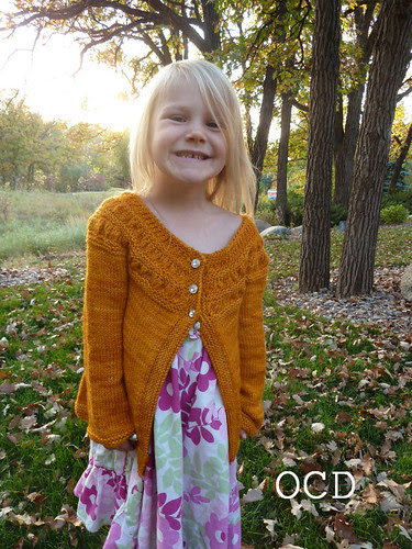 orange sweater joy 2