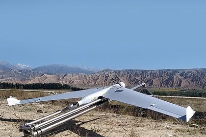 Узбекистан использовал российские дроны у границы с Афганистаном