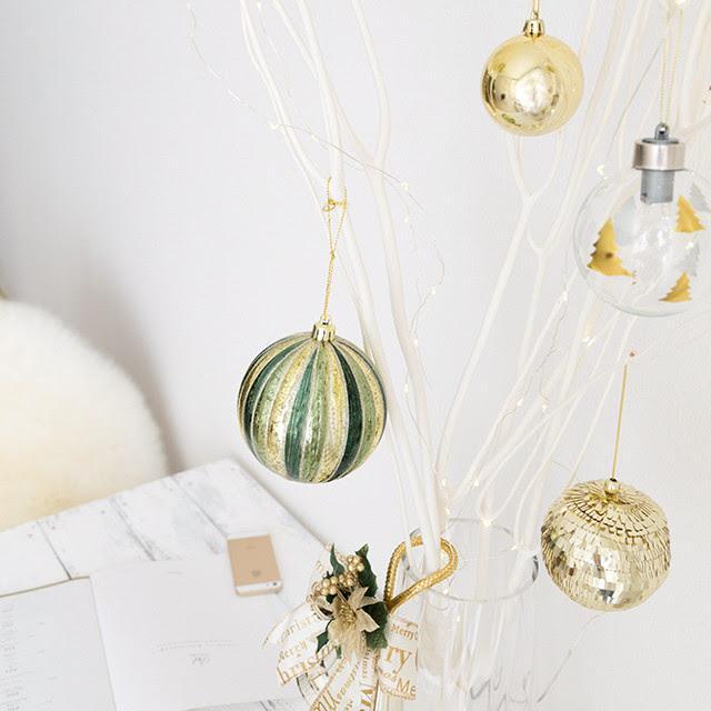まだ間に合う 簡単シンプルな大人のクリスマス装飾 窪田千紘フォト