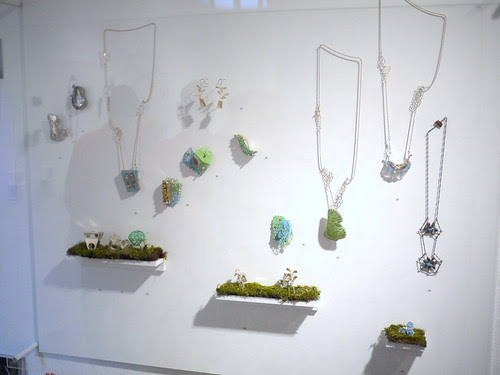 Glasgow School Of Art - Jewellery Show 2011 - 5