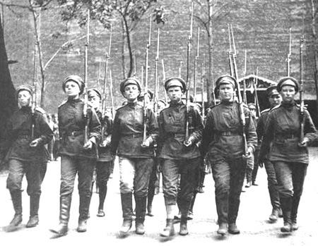 Женские батальоны смерти