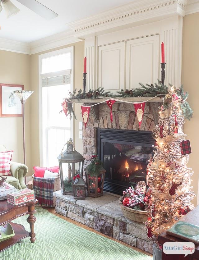 Beautiful Rustic Fireplace Designs wallpaper