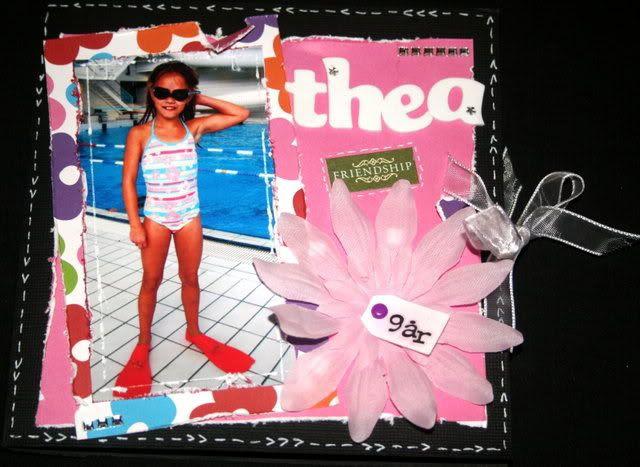 Thea Karoline 9 år