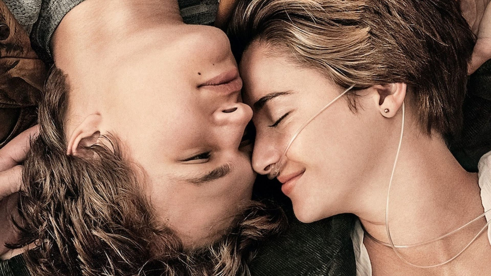 Hazel And Augustus The Fault In Our Stars Wallpaper 38357440