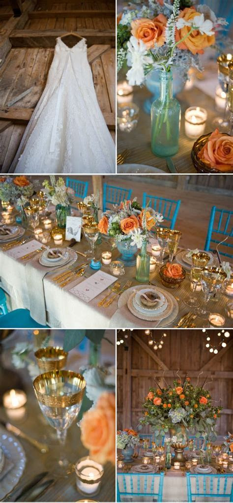 25  best ideas about Teal Gold Wedding on Pinterest   Navy