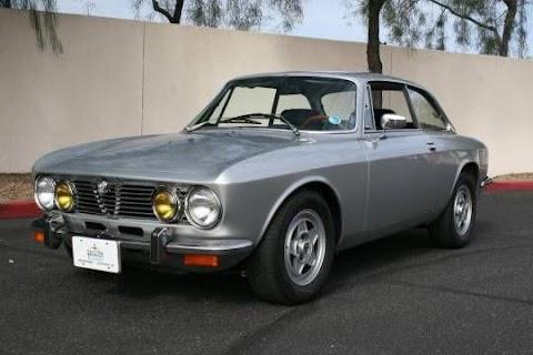 Top Gear Alfa Romeo Gtv