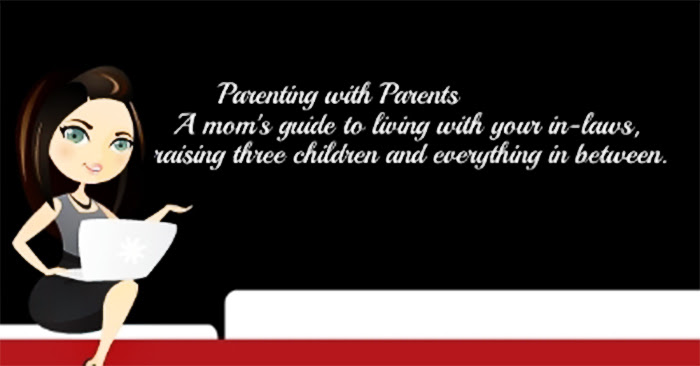 Parenting with Parents 2nd post mention