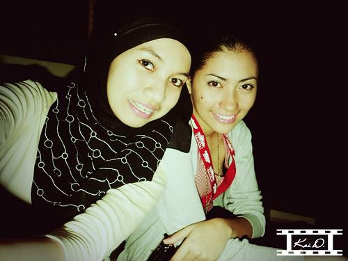 Kcaiyah and Menchie Anne