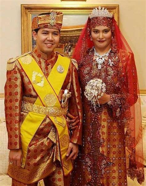The daughter of Sultan Princess Majeedah of Brunei married