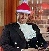 Bond at Christmas