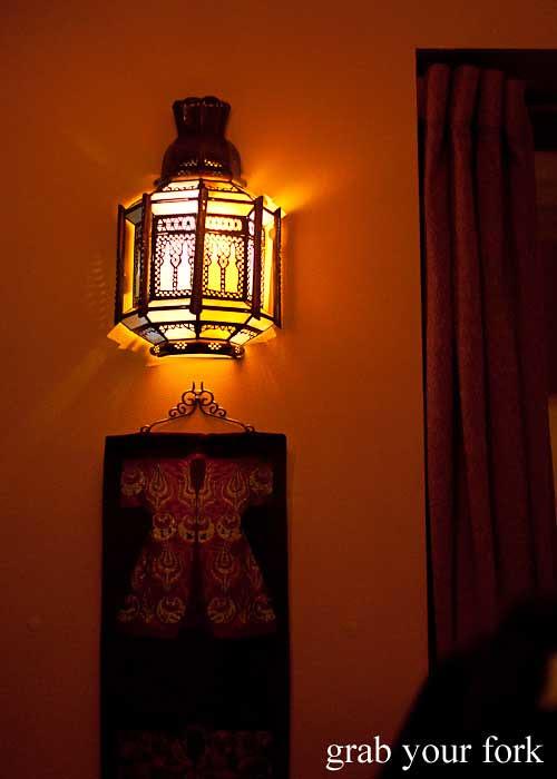 efendy light fitting