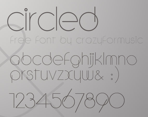 Know About Web Designing: 52 Really High Quality Free Fonts For