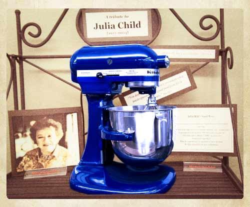 Julia Child's KitchenAid Stand Mixer