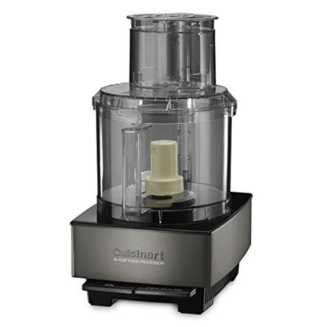 cuisinart dfp bksy custom  cup food processor black