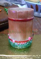 souvenir gypsum tempat pensil bumbung kucing 1