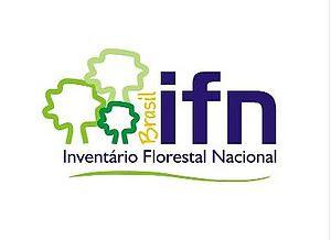 Português: Logomarca do Inventario Florestal N...