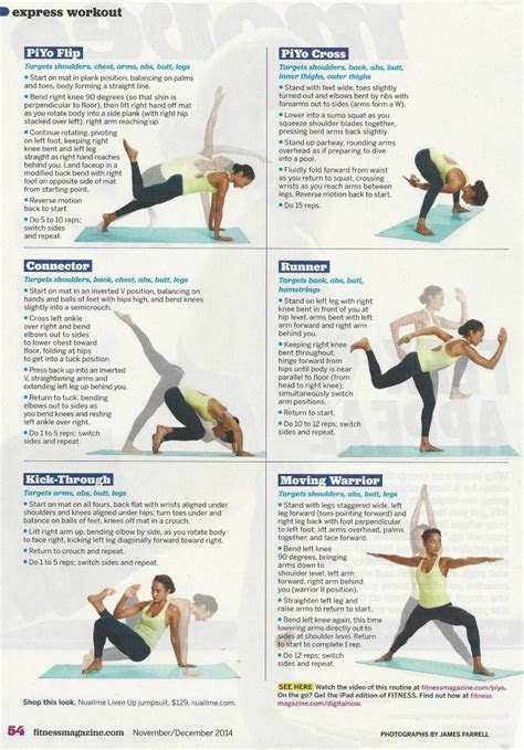 piyo workout  brooklyn fit chickbrooklyn fit chick