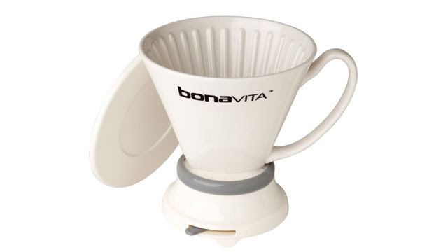 The Bonavita Immersion Dripper Combines the Best of Two Coffee Methods