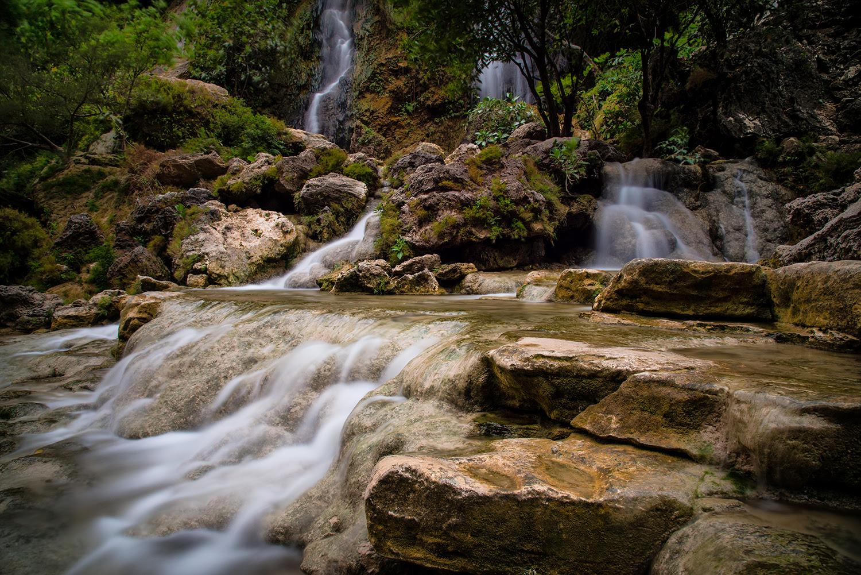 Yogyakarta Sri Gethuk Waterfall  PIXELS WORDS