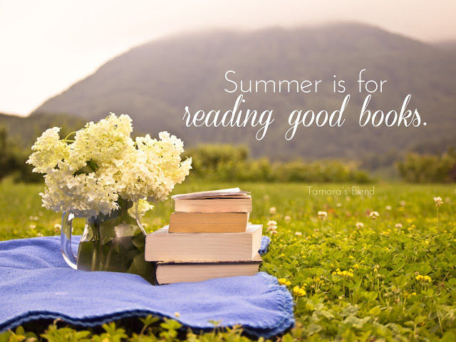 Image result for Books and Summer