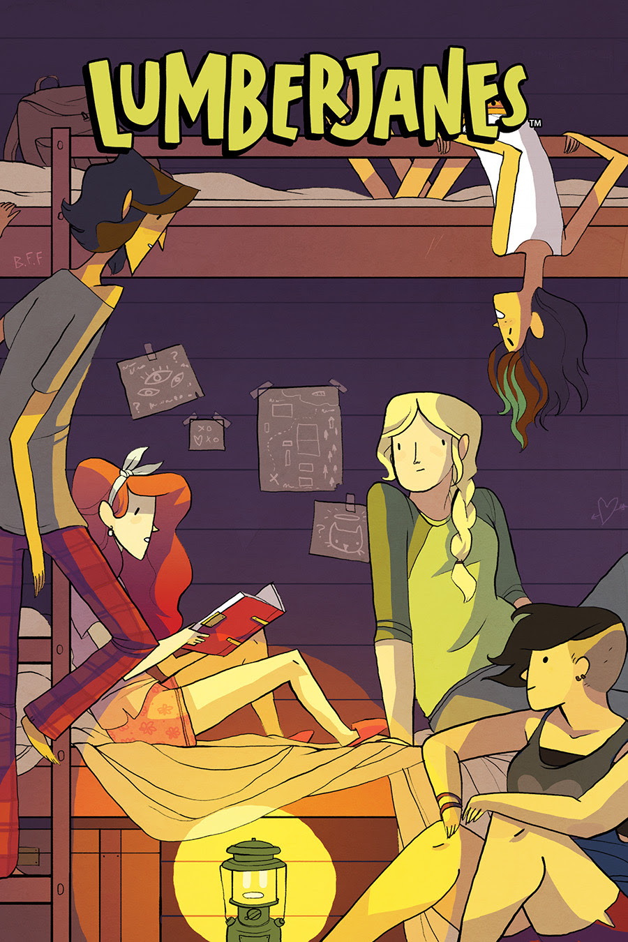 Lumberjanes #3 Cover A