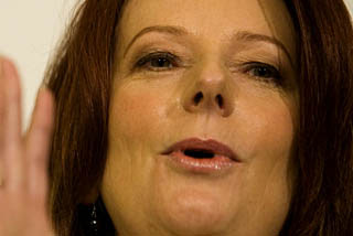 Julia Gillard Photo