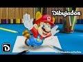 Dibujos De Mario Bros A Color En 3d