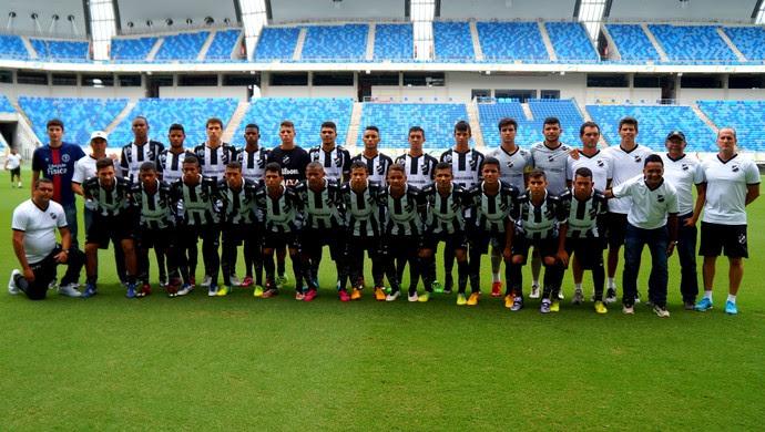 ABC Sub-19 (Foto: Augusto Gomes/GloboEsporte.com)