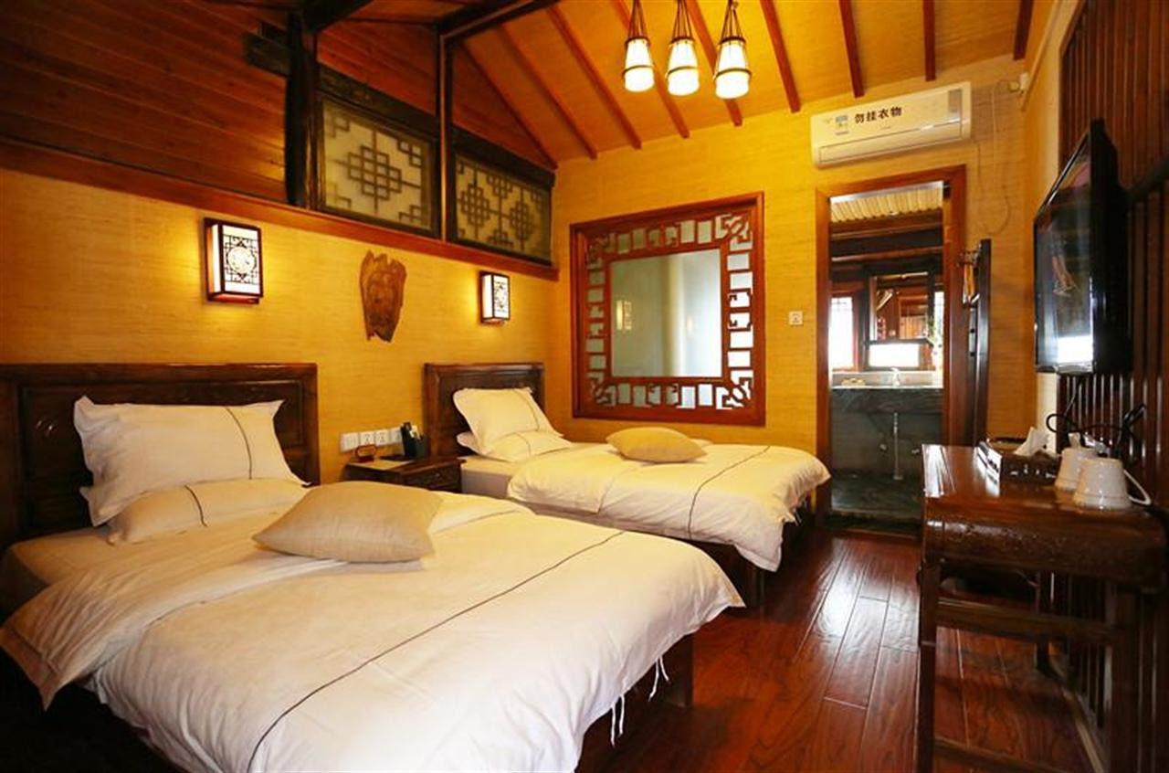 hotel near Lijiang YUNQI INN  2 Bed Private Studio JINGHUA