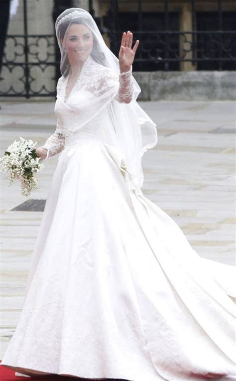 The Evolution of the Royal Wedding Dress   E! News