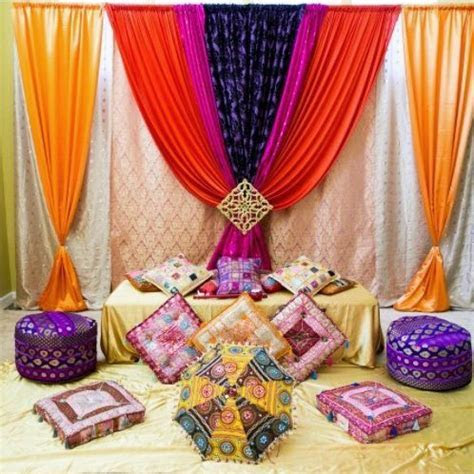 R&R Event Rentals   Bay Area Indian Wedding Decorations